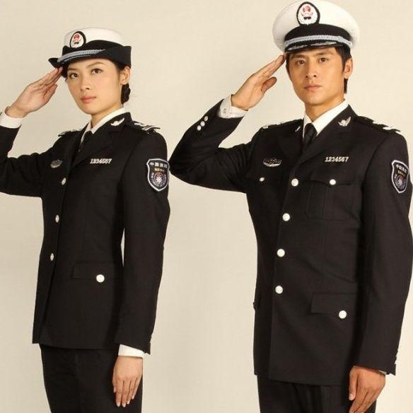 武夷山渔政制服